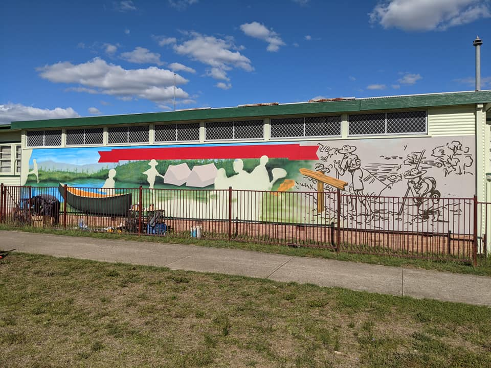 Inverell Hall Gets a Facelift