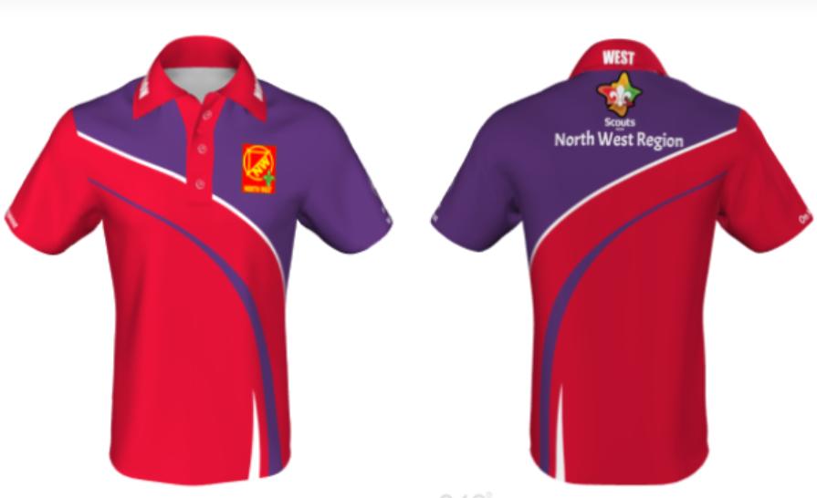 New Region Shirts
